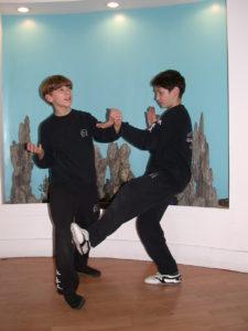 Kids Wing Chun