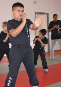 Kids Wing Chun Wolverhampton and Halesowen