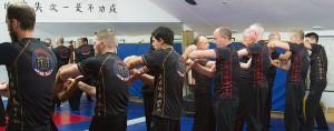 Wing Chun Training T-shirt